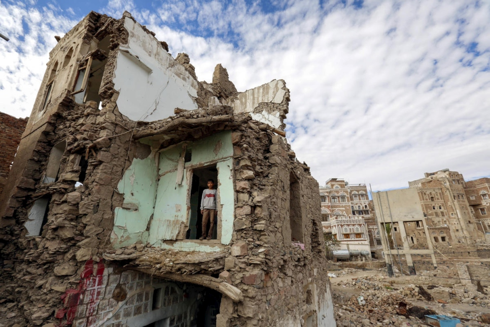 Yemen. Ongoing fighting keeps displaced trapped in dire humanitarian crisis