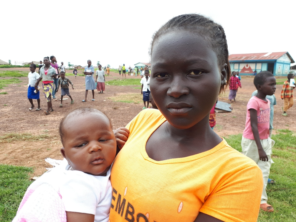 DRC. Teen pregnancy affecting girls education