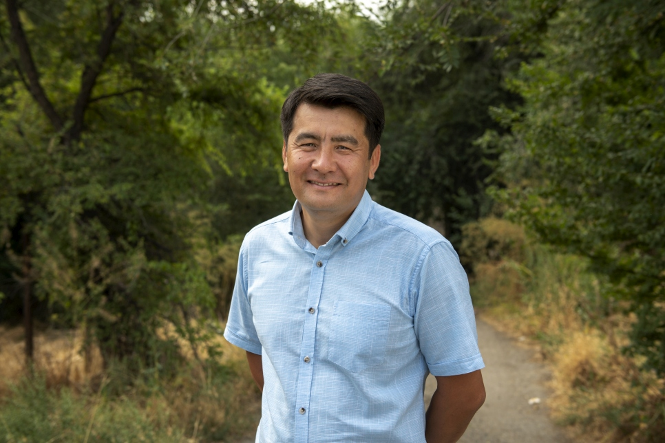 Kyrgyzstan. Lawyer eradicates statelessness, wins Nansen Refugee Award 2019