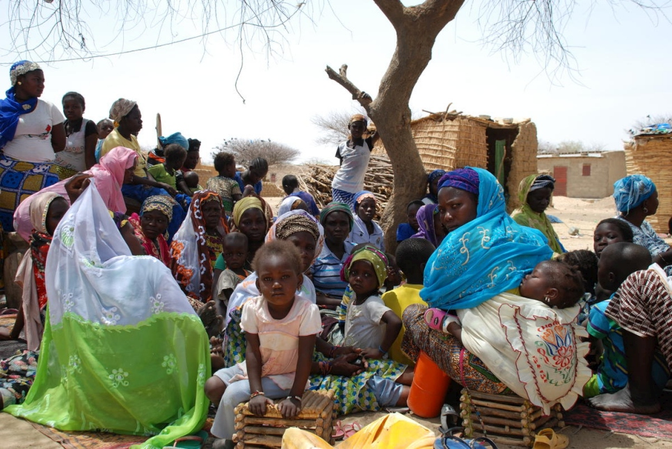 Burkina Faso. Violence forces unprecedented numbers to flee their homes