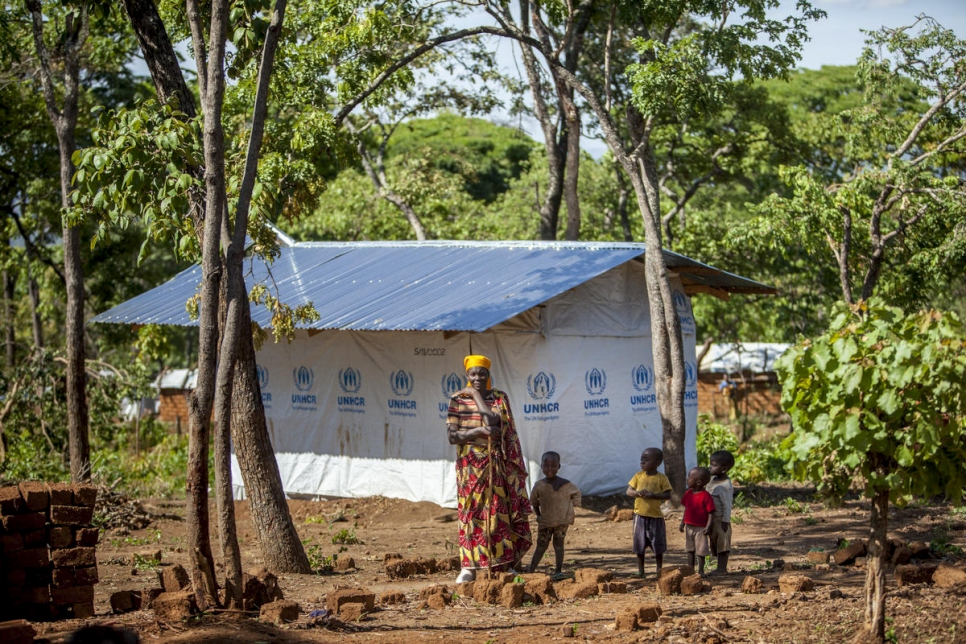 Tanzania. Funding gap and lack of shelter impacts on vulnerable refugees