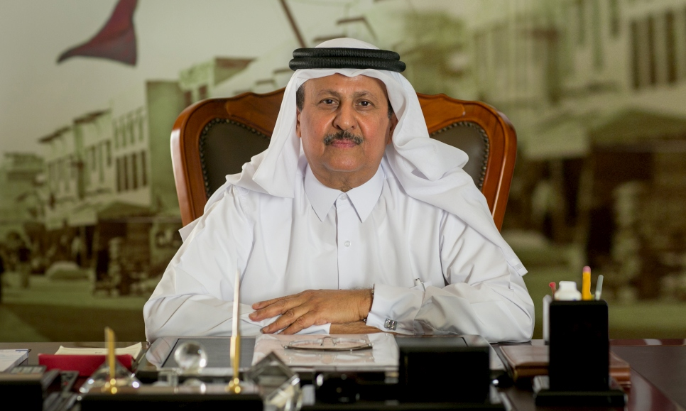 H.E. Sheikh Thani Bin Abdullah Bin Thani Al-Thani was appointed as UNHCR's Eminent Advocate on 09 October 2019.