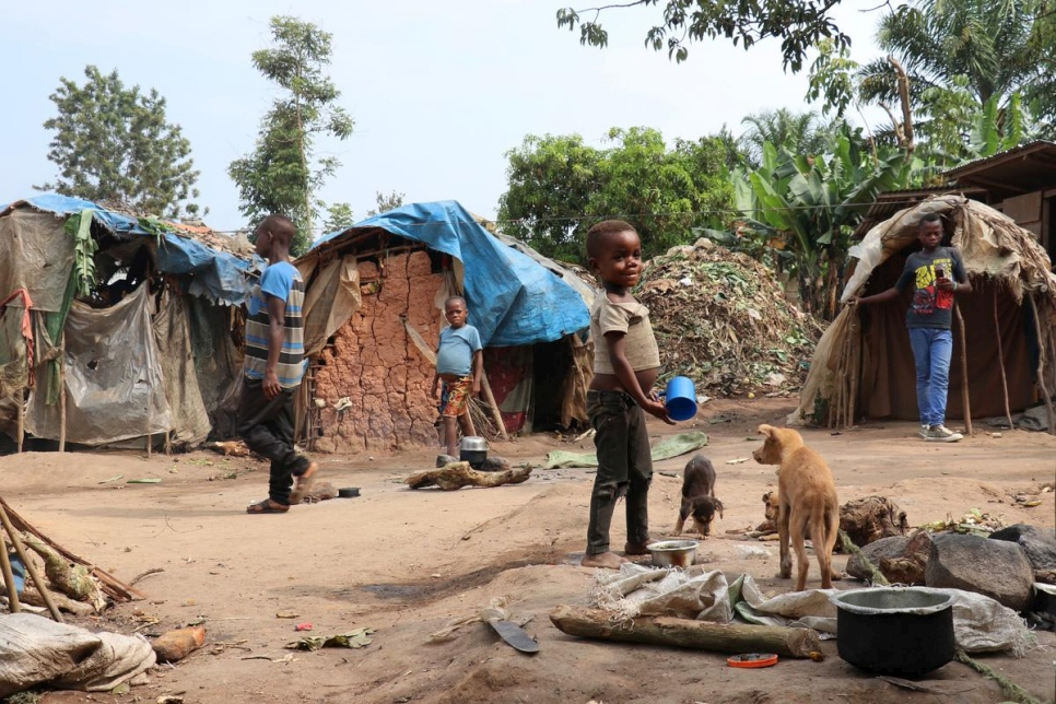 Democratic Republic of Congo. Indigenous community at risk in Ebola-hit province