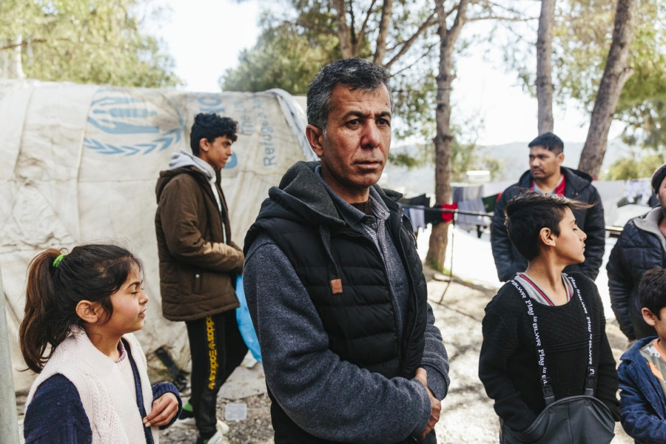 Greece. UNHCR calls for decisive action over conditions on Aegean islands