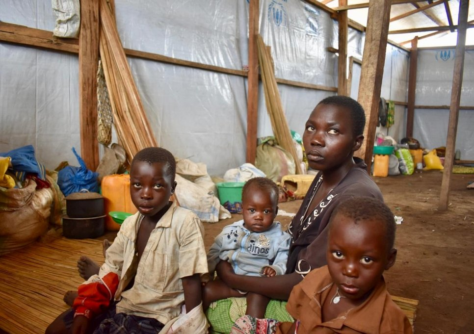 Democratic Republic of the Congo. Violence continues to forcibly displace thousands in Ituri province