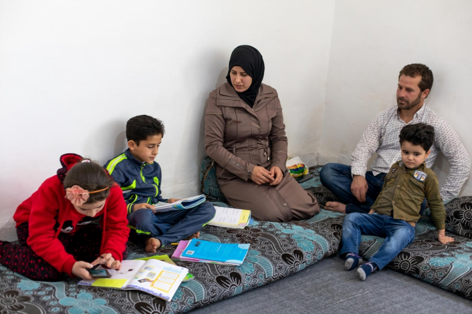 Jordan. Economic impact of COVID-19 makes life difficult for Syrian refugees