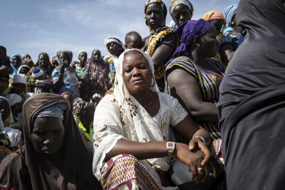 Burkina Faso. UN refugee chief decries 'unheard of violence' in Burkina Faso