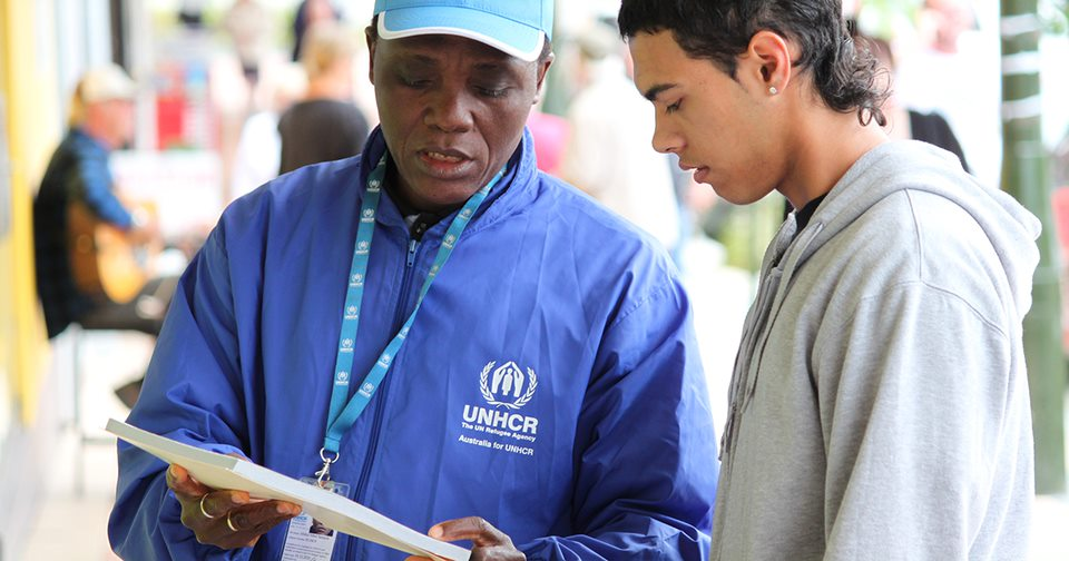 UNHCR's National Fundraising Partners are independent, non-governmental organizations, established under the laws of the country in which they operate.