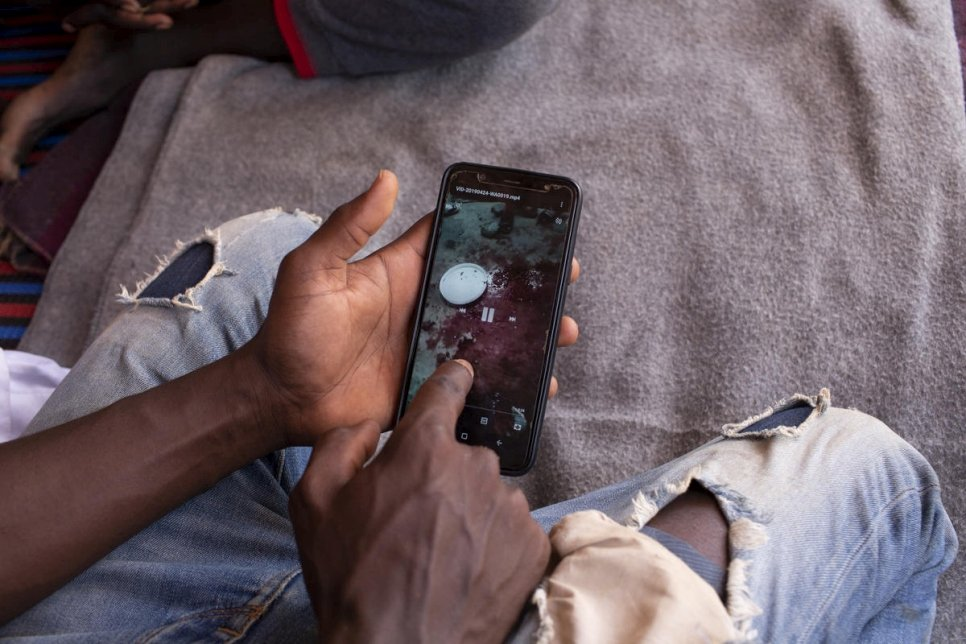 Niger. Hellish ordeal finally over for Sudanese torture victim trapped in Libya