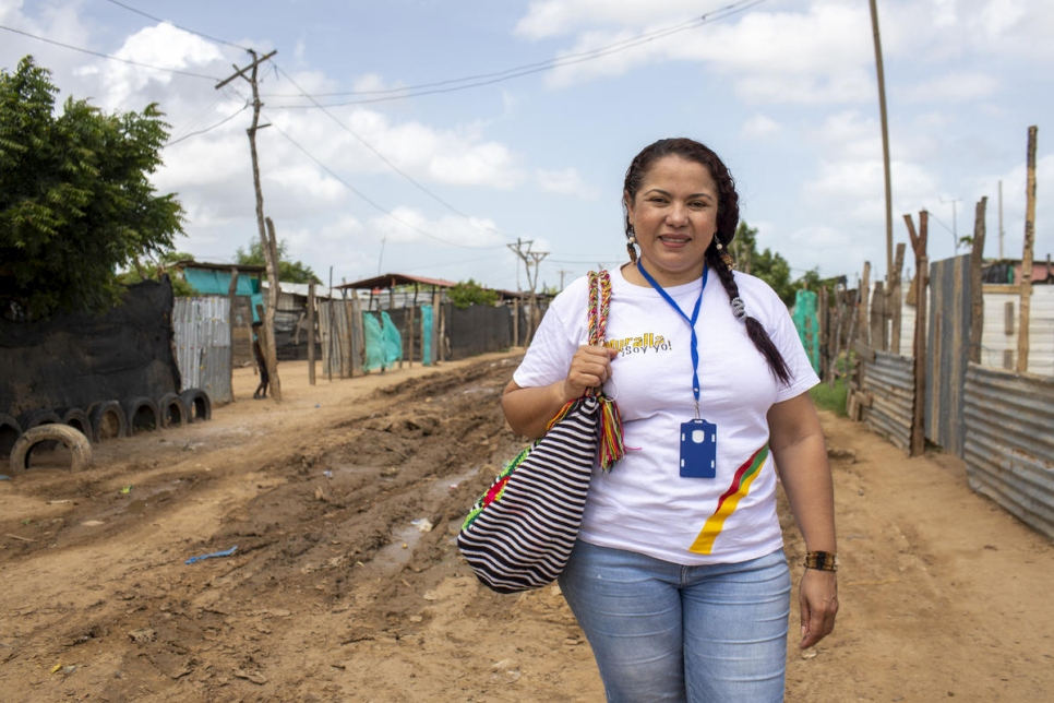 """They leave with a new purpose to their lives, full of ambition, hope and love.""