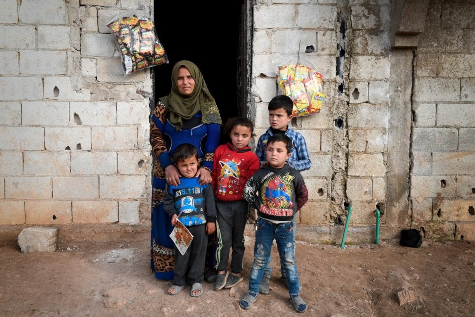 Syria. Millions face destitution after a decade of pain