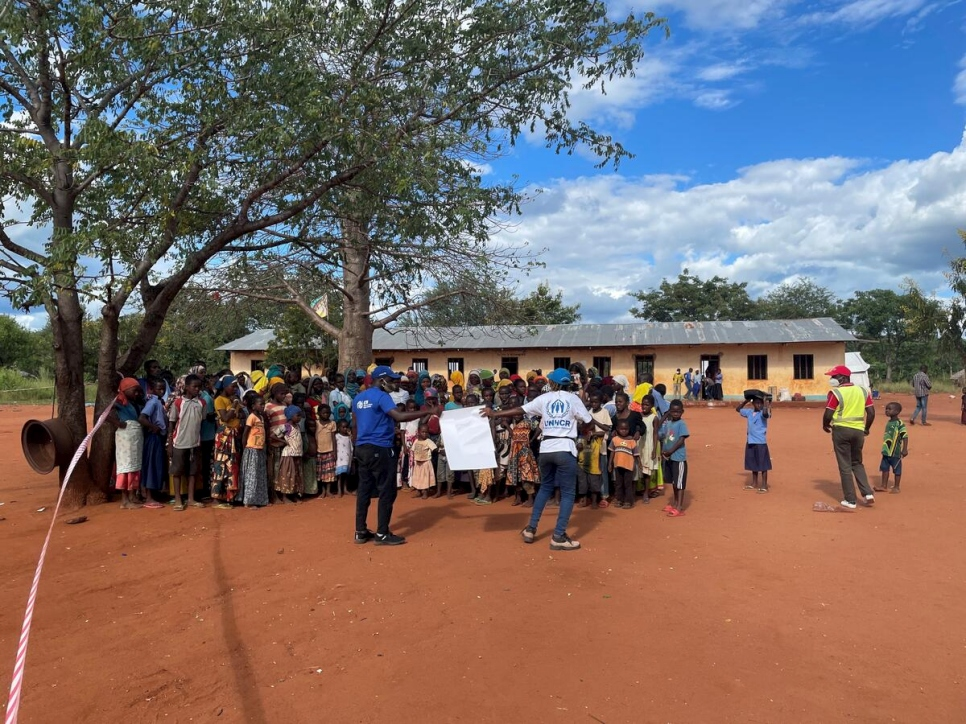 Mozambique. Forced return of Mozambican asylum seekers from Tanzania.