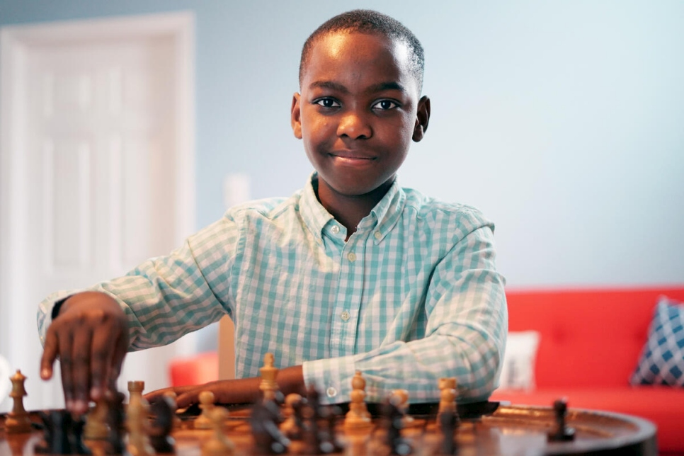 USA. Tanitoluwa Adewumi, a 10-year-old asylum seeker, is the U.S. newest and one of the youngest chess master.