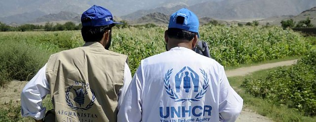 Afghanistan / With funding from the Italian government and the Pavarotti foundation, UNHCR and WFP plan to expand their joint livelihood programmes in 2009.  / UNHCR / R. Arnold / September 2008