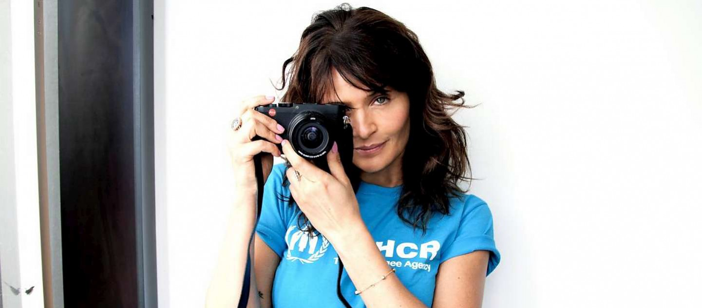 High profile supporter Helena Christensen has travelled out to Colombia to document and photograph internally displaced women in both a rural and an urban environment. She says: I have just returned from a trip to Colombia with UNHCR, where I had the privilege of meeting some incredibly courageous, but very vulnerable women. As a photographer, it was an extraordinary opportunity traveling to Colombia, spending time in communities there, talking to women and documenting their lives – using photography to tell their extraordinary stories