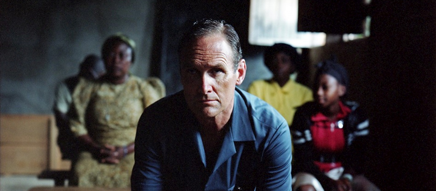 AA Gill in Democratic Republic of Congo