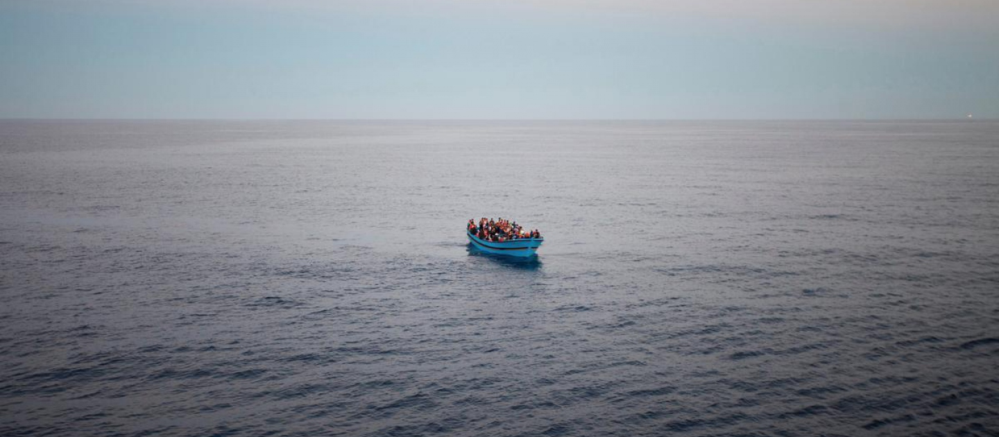 Italy. Mare Nostrum June rescues