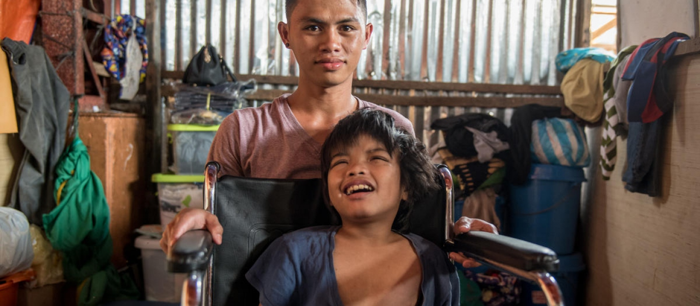 Philippines. Unable to return home a year after Marawi conflict