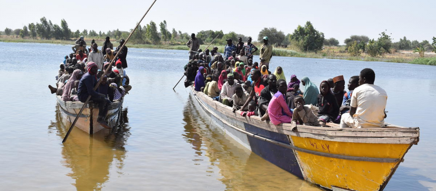 Chad. New influx of Nigerian refugees in the Lake Chad region