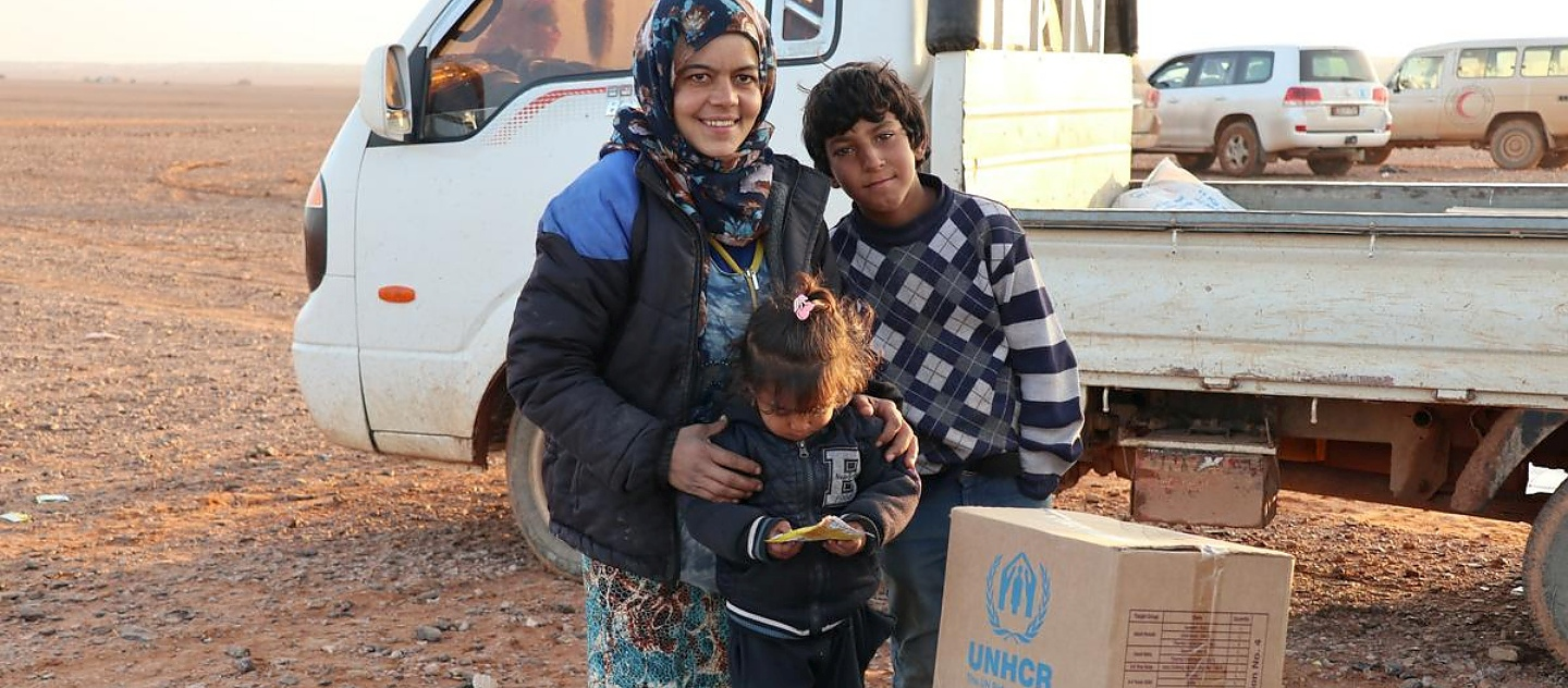 Syria. Second UN Inter-Agency mission to Rukban makeshift Settlement
