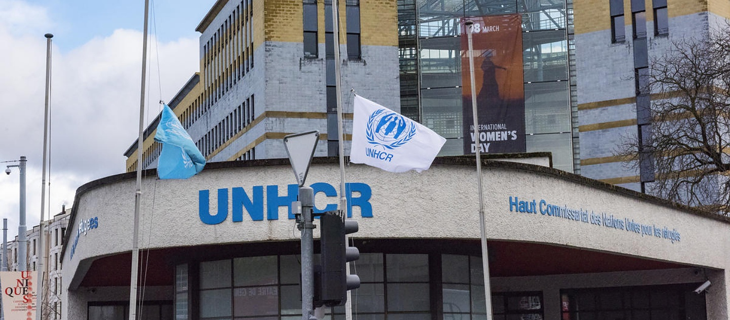 Switzerland. UNHCR remembrance ceremony