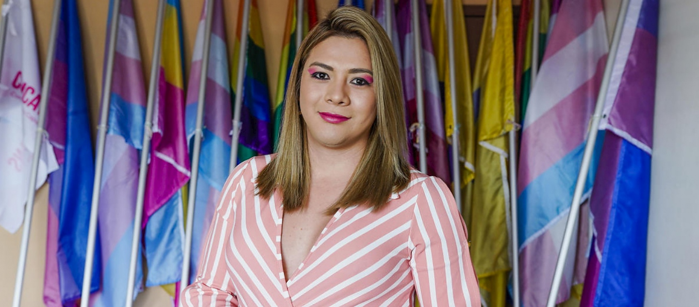 El Salvador. Transgender woman activist shortlisted for Nansen prize
