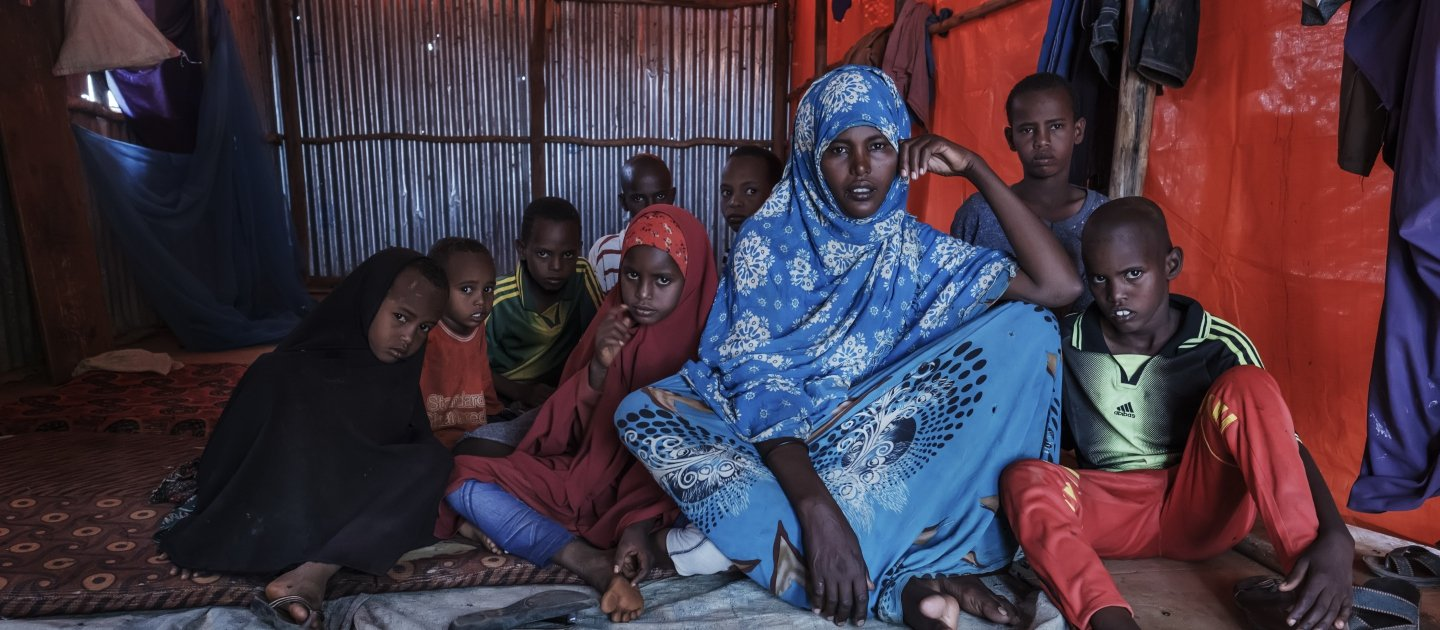 Ethiopia. Sharp increase in Somali refugees arriving in Ethiopia as drought and insecurity worsens