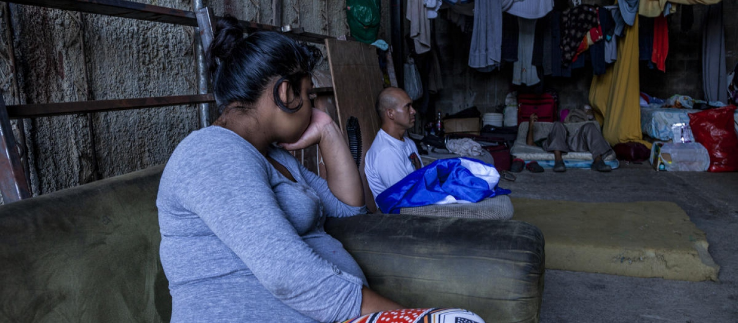 Costa Rica. Thousands of Nicaraguans flee persecution