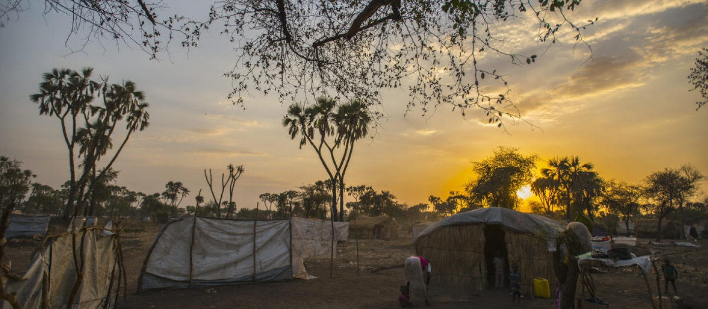 South Sudan. Internally Displaced