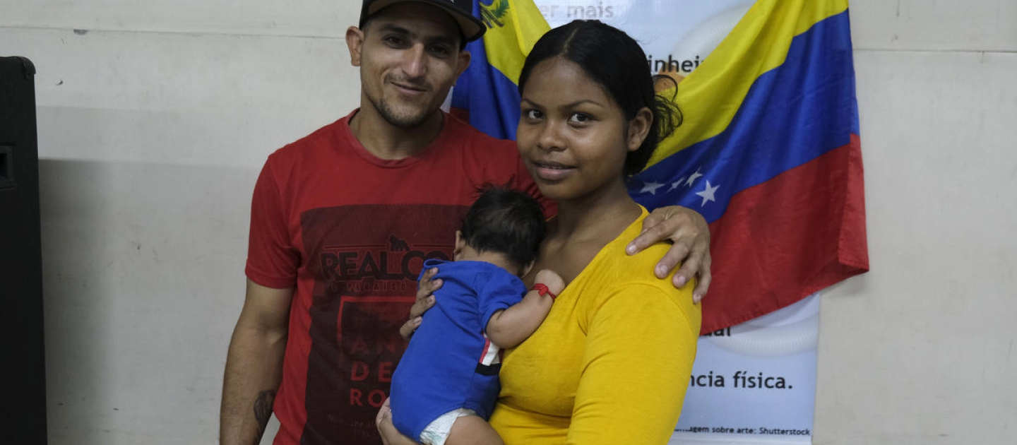 Brazil. UNHCR Chief calls for international support for areas hosting Venezuelans