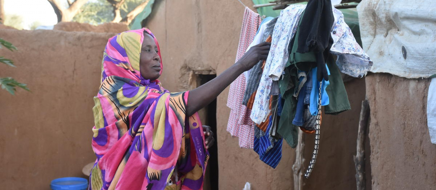 Sudan. Returnees still unable to go home