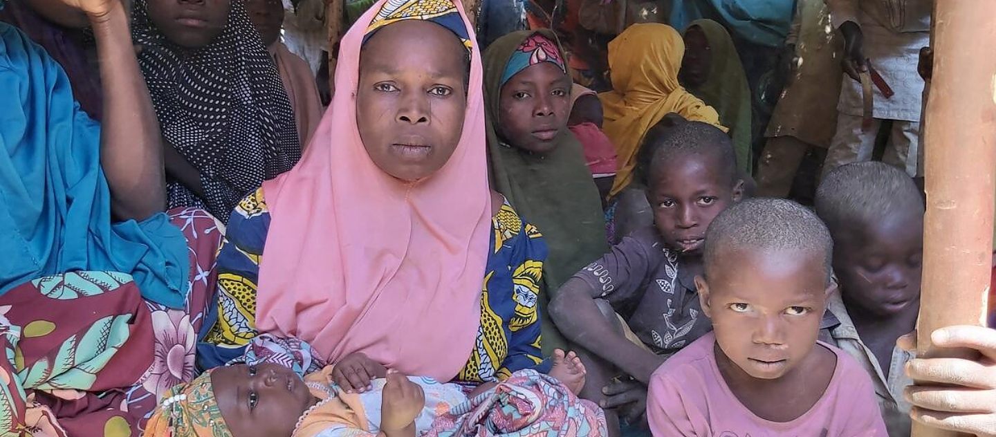 Niger. Surging violence in Nigeria fuels displacement