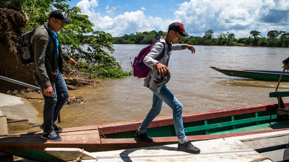 Soaring gang and other violence drove more than 110,000 Salvadorans, Hondurans and Guatemalans to seek asylum in neighbouring countries last year, mainly Mexico and the United States.