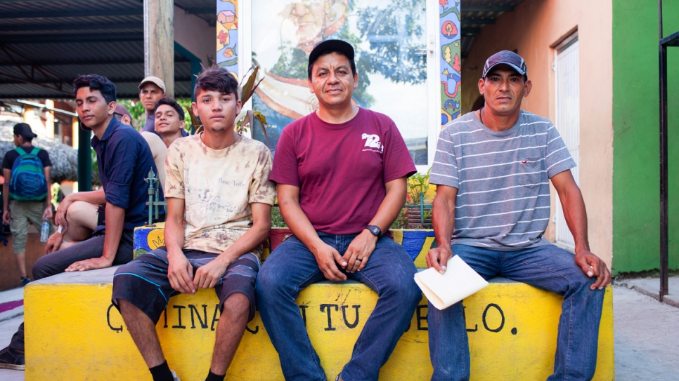 Friar Tomás González Castillo, director of the La 72 migrant shelter Tenosique, Tabasco, Mexico, has championed the rights of asylum-seekers, including members of the LGBTI community.