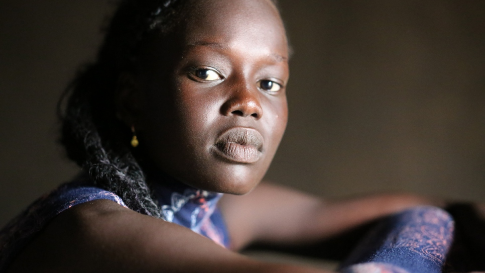 Unhcr South Sudanese Teenager Dreams Of Taking To The Skies
