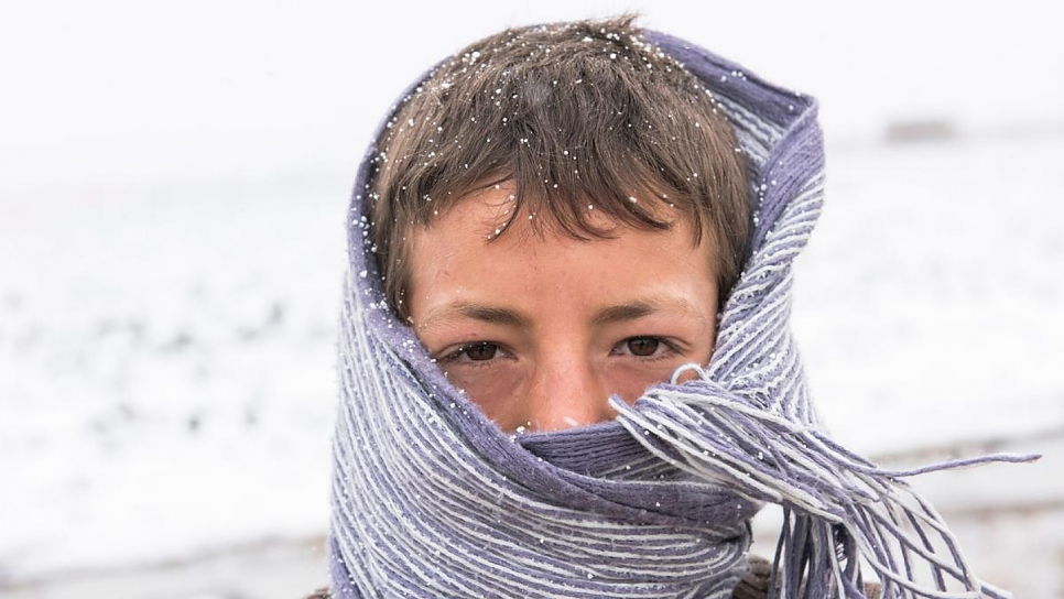 Lebanon. New Year Brings Winter Weather for Syrian Refugees