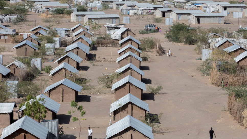 There are over 2,100 small shops in Kakuma camp.