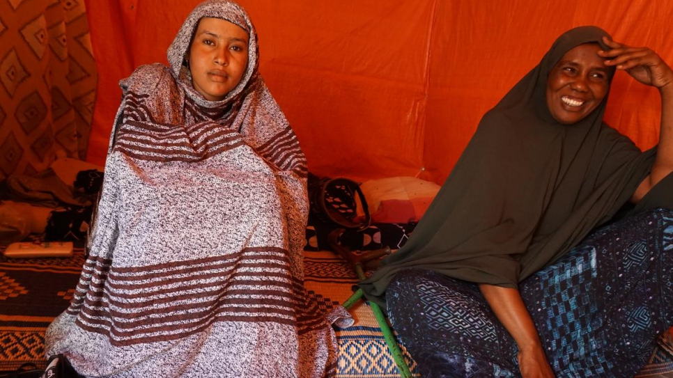 UNHCR - Cash assistance comes in handy for refugees in