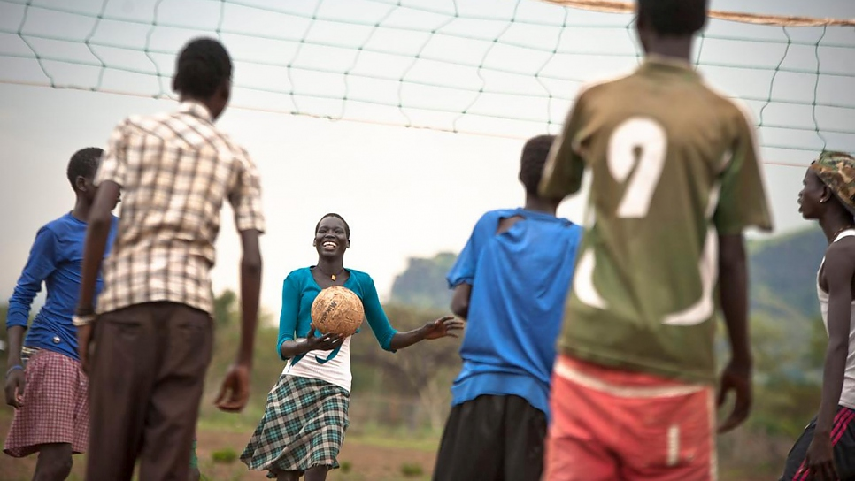 UNHCR - Sport Programmes and Partnerships
