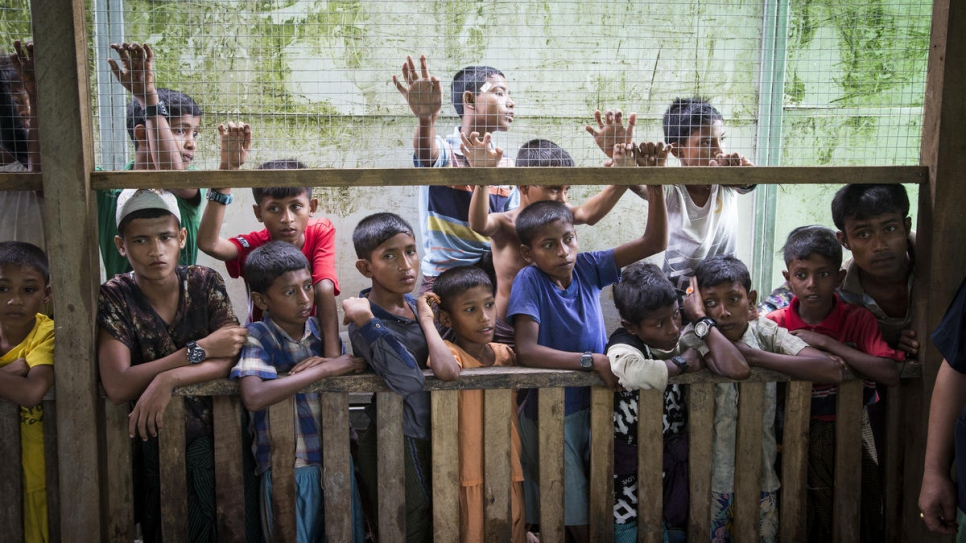 UNHCR - UNHCR and UNDP complete first assessments in