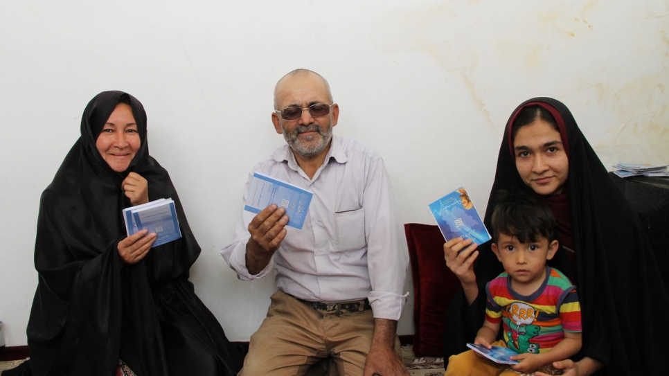 For refugees in need of medical care, Iran healthcare programme is a lifesaver