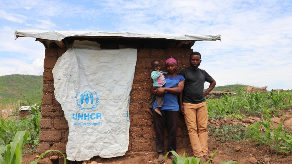 Bringing toilets into the home boosts refugees' health and security