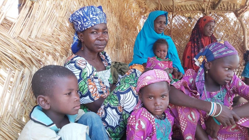 Women and children in firing line as violence drives 23,000 more refugees from Nigeria