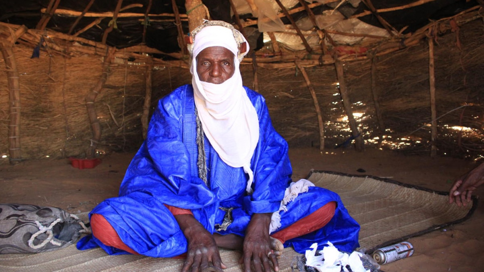 In his search for grazing for his cattle in south-western Niger, Djouba Fedou, 60, repeatedly came into conflict with farmers.
