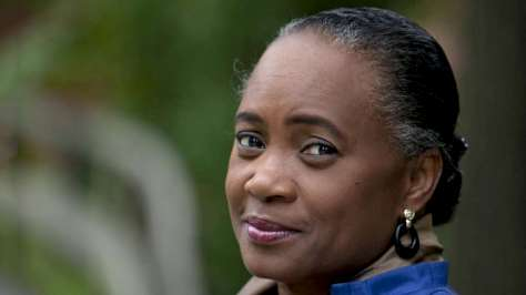 UNHCR's longest-serving Goodwill Ambassador, Barbara Hendricks