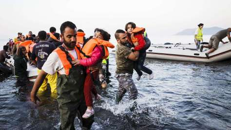 Are you able to search for a name in the United Nation High Commission for refugees?
