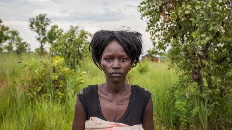 After fleeing violence in South Sudan, a new home in Uganda