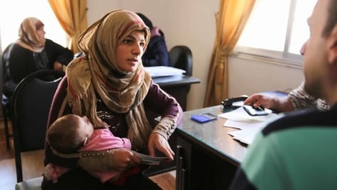 Syria. Lack of documentation poses extra risk to internally displaced people