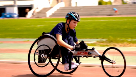 Greece: A Paralympic Dream