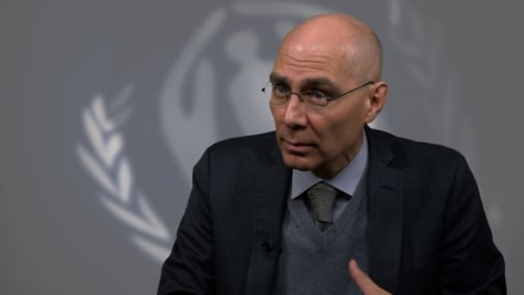 Volker Turk explains why the global refugee compact matters